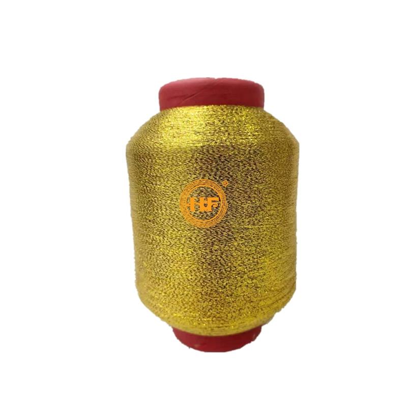 30D金色锦纶金银线